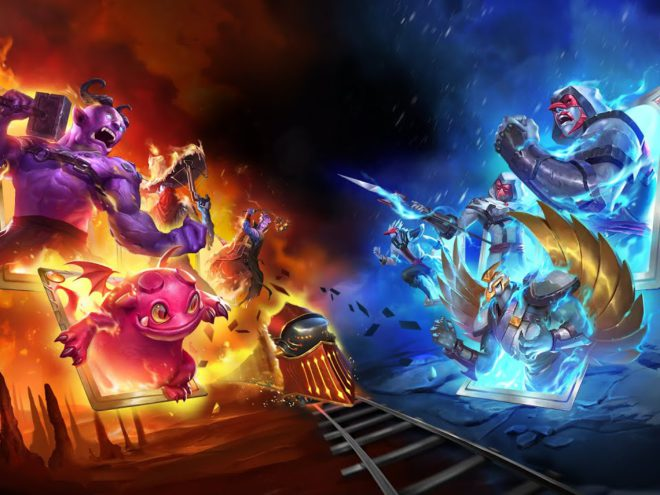 MONSTER TRAIN: REVIEW